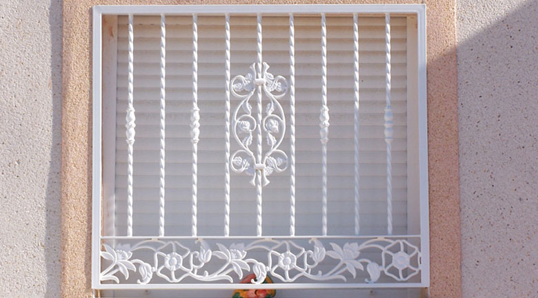 Modelos de rejas para ventanas de aluminio materiales de for Modelos de ventanas de aluminio