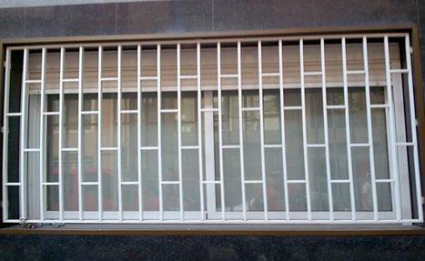 Rejas de seguridad en Alcalá de Henares