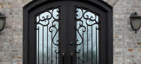 Puertas Metálicas Exterior San Fernando de Henares