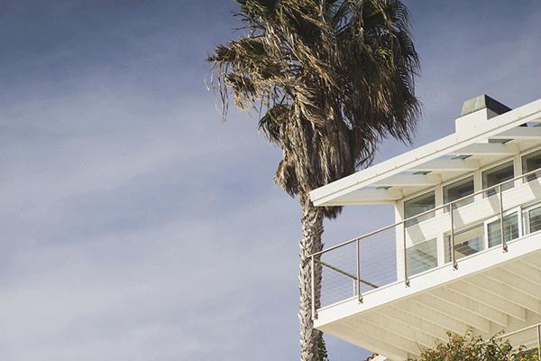 Barandillas de aluminio para balcones