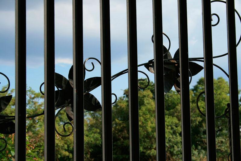 puertas de chalet exteriores